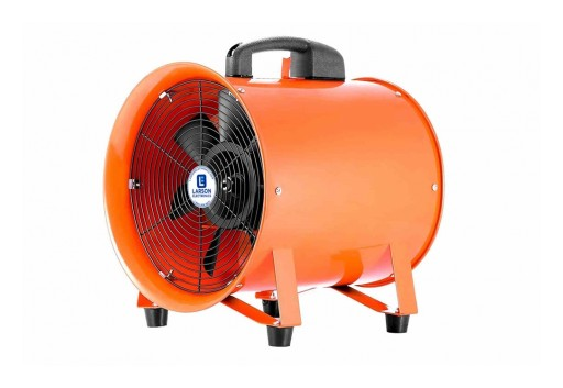 Larson Electronics Releases Portable Explosion Proof 1/3 HP Ventilation Exhaust Fan, 120V, 1150 CFM