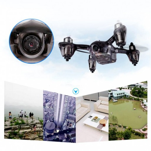 Take Photography to New Levels With Quadcopters With Cameras
