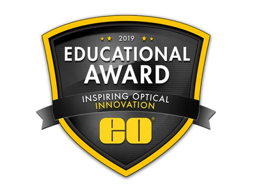 Edmund Optics® Announces 2019 Educational Award and Norman Edmund Award Recipients