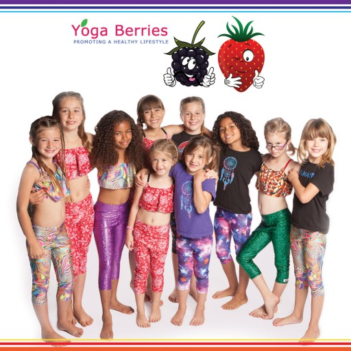 YogaBerries Fashion Show at LaCumbre Plaza in Santa Barbara, California, YogaBerries is a Fashion Brand