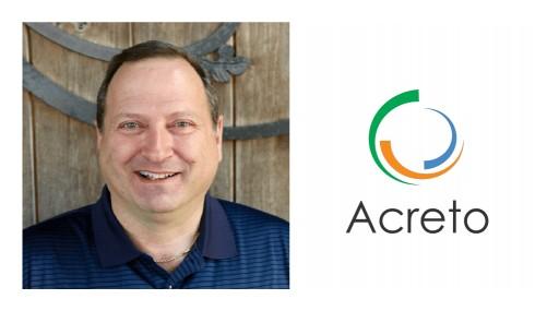 Brian Harmon, Former Palo Alto Networks Sales VP, Joins Acreto
