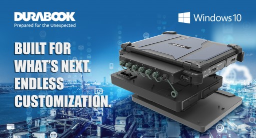 Durabook Z14I Fully Rugged Laptop Offers Endless Customization Possibilities