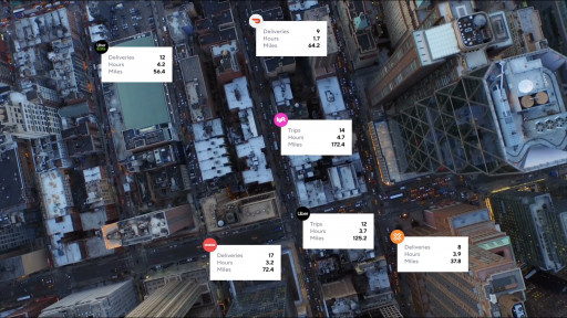 Gridwise Launches Gridwise Analytics to Help Organizations Better Understand How People and Goods Move Across Gig-Mobility Services