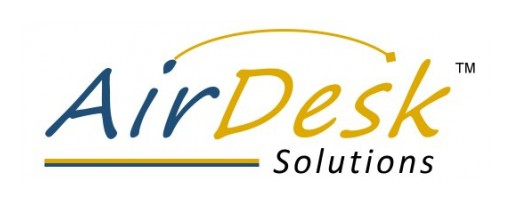AirDesk Solutions® Offers Cost-Effective Work-From-Home Services