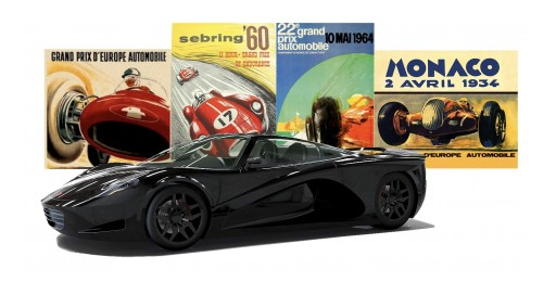 Spidey Tek is Developing New Supercar With Spectacular Spider Silk