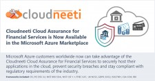 Cloudneeti for Financial Services