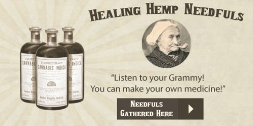 Healing Hemp Needfuls' Offers Support and Shopping Guidance