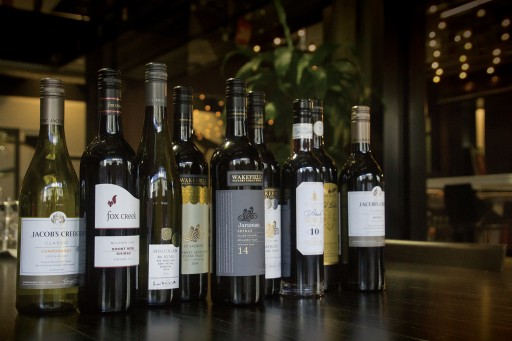 Wakefield Wines, the Most Awarded Wine in the World