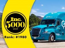Inc. 5000 Listing - GP Transco