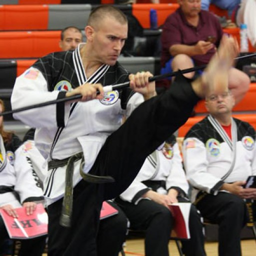 Panteleo and Harima Are AKF Grand Champions at Annual Greatmats-Sponsored Kyuki-Do Tournament