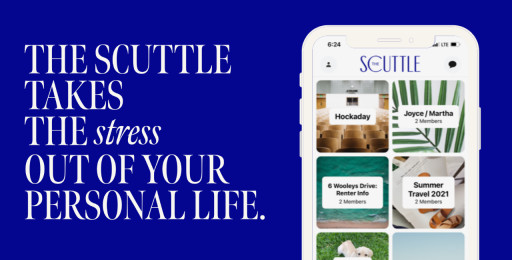 Personal Organizing App The Scuttle Launches Premium Subscription Service