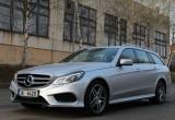 Mercedes BENZ E taxi