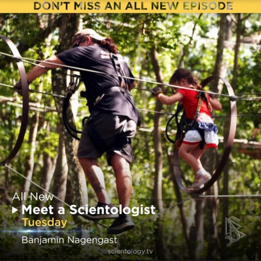 'Meet a Scientologist' Finds Adventure and Fun With Benjamin Nagengast