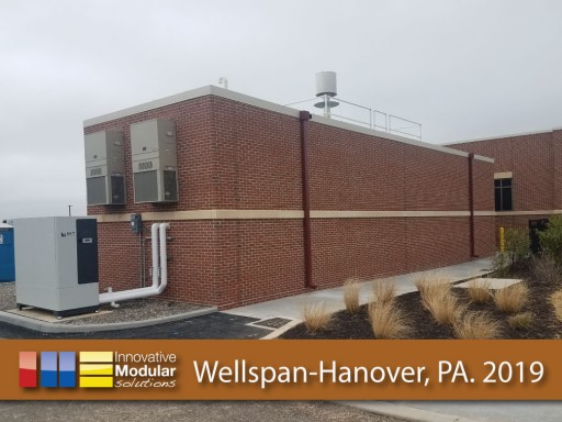 Innovative Modular Solutions Builds MRI in Hanover, PA