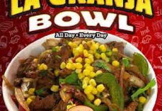 """La Granja Bowl, """"Super Bowl"""" and regular Bowl"""