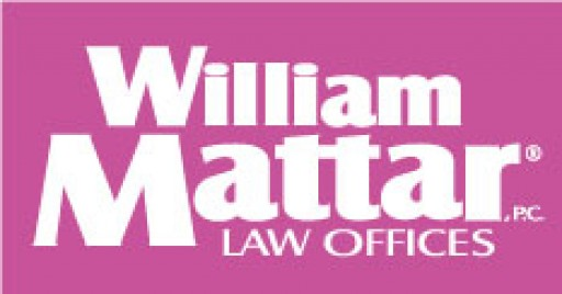 Buffalo Car Accident Attorney WIlliam Mattar Goes Pink in October in Honor of Breast Cancer Awareness