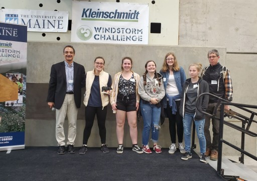 7th Annual Kleinschmidt Windstorm Challenge Promotes STEM Experience for Middle and High School Students