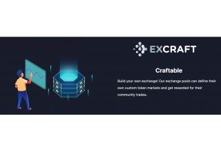 Excraft, Craft Your Own Exchange