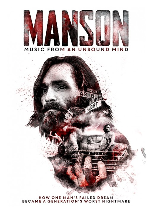 Vision Films Releases First Look at Artwork and Trailer for Upcoming Charles Manson Documentary