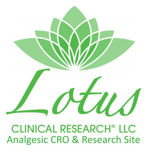Neil Singla, MD, CEO at Lotus Clinical Research, Speaks on Opioid Sparing Outcomes