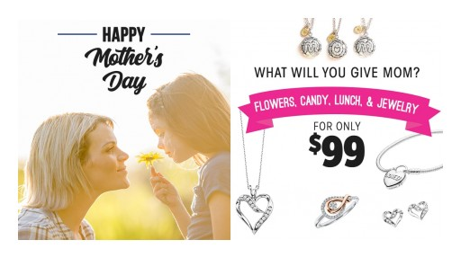 Huntington Fine Jewelers Helps Shoppers Prepare for Mother's Day With Special Promotions This Month
