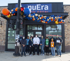 nuEra Champaign Grand Opening