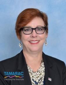 Julie Fishman, Tamarac City Commissioner, District 3