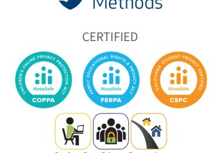 ManagedMethods is FERPA, COPPA and CSPC Certified