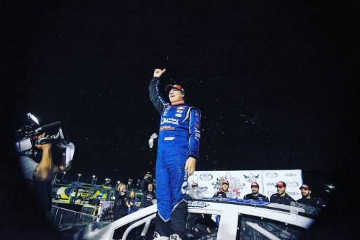 Sheldon Creed Leads MDM Motorsports ARCA Podium Sweep at Gateway