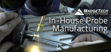 MadgeTech In-House Probe Manufacturing