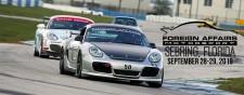 Foreign Affairs Motorsport, Sebring International Raceway, Sebring, Florida