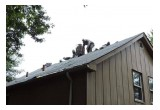 West Roofing Systems Crew Working On The Job