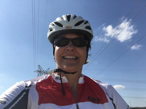 Grandma With Diabetes for 40 Years Rides Her Bicycle Across the United States