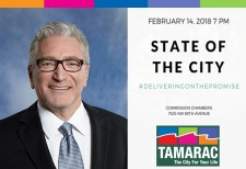 State of The City with Mayor Harry Dressler