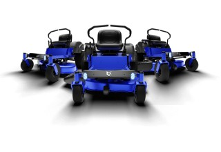 Edge Zero Turn Rider 3 Units