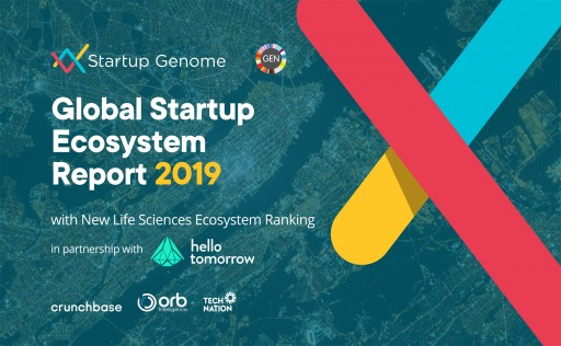 Startup Genome and Global Entrepreneurship Network Launch 2019 Global Startup Ecosystem Report