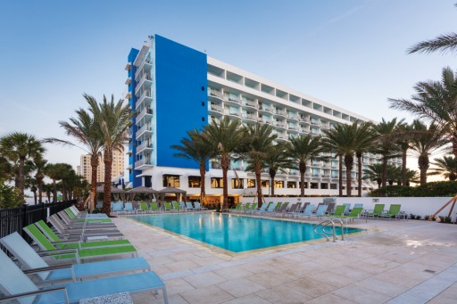 Legendary Hilton Clearwater Beach Resort & Spa Completes Multi-Million Dollar Renovation