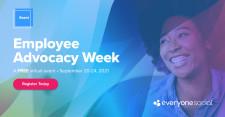 Employee Advocacy Week Promo Image