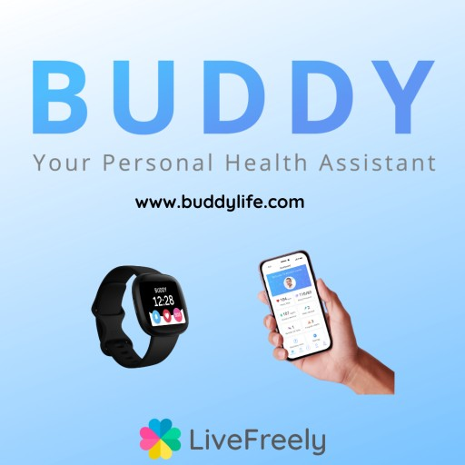 LiveFreely Announces Buddy App Public Beta, Turning Fitbit Smartwatches Into Personal Caregiving Systems