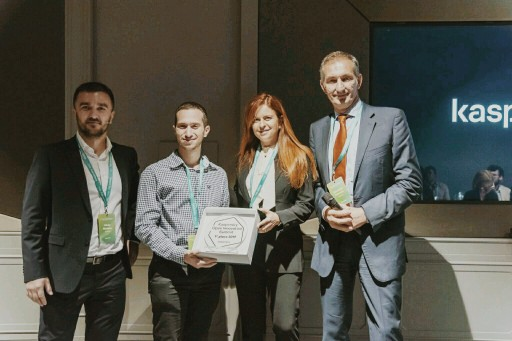 An Israeli Pride - Enigmatos Won Kaspersky's Call for Startups