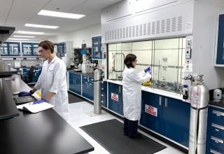 Purafil R&D Lab