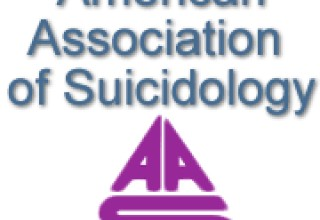 American Association of Suicidology Logo