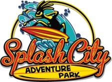 Splash City Adventure Park Logo