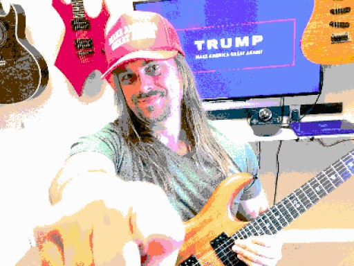 Pro-Trump Heavy Metal Channels Trump Supporters' Anger
