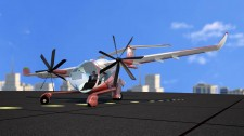 """The Metro Hop robot city aircraft will be revealed in a presentation at """"IDTechEx Show!"""" Santa Clara"""