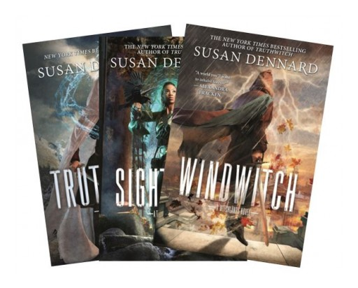 The Jim Henson Company Options Susan Dennard's 'The Witchlands' Books