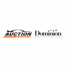 Auction Simplified and Dominion Logos