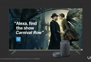 VIZIO SmartCast TV Adds Alexa Capabilities
