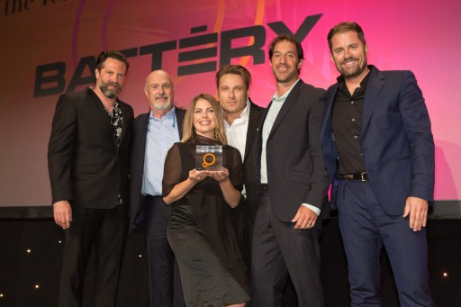 Battery Honored as 'Boutique Agency of the Year' by ThinkLA