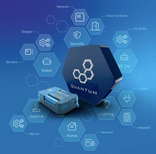 Quantum Integration Launches the First IoT Platform Designed Specifically for Electronic Hobbyists